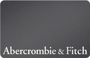 Discounted Abercrombie & Fitch Gift Cards