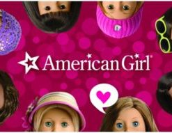 Buy discounted American Girl gift cards