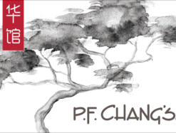 Buy Discount Gift Cards for P.F. Chang's