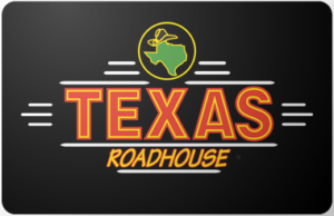 Buy Discount Gift Cards for Texas Roadhouse