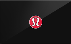 Discounted Lululemon Gift Cards