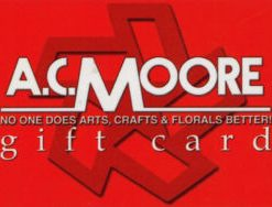 Buy Discount Gift Cards to AC Moore