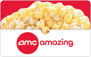 Buy Discount AMC Theatre Gift Cards Online