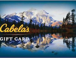 Buy Discount Cabela's Gift Cards Online