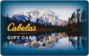 Buy Discount Cabela's Gift Cards Online