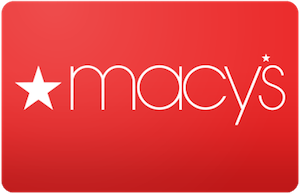 Buy Discount Gift Cards for Macy's Department Store