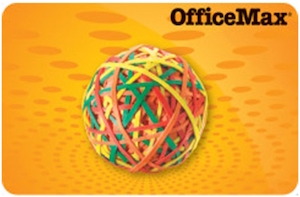Buy a Discount Office Max Gift Card