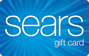 Buy Discount Sears Gift Cards