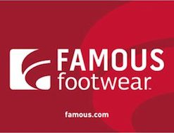 Buy or sell a Famous Footwear Gift Card