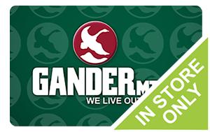 Buy a discount Gander Mountain gift card