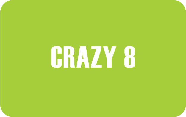 Crazy 8 Discount Gift Card