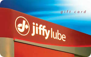Buy a discount Jiffy Lube gift card
