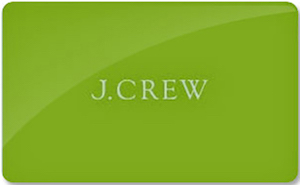 Buy a Discount J. Crew Gift Card
