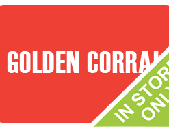 Buy a discount Golden Corral Gift Card online