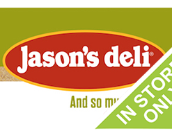 Buy a discount gift card for Jason's Deli