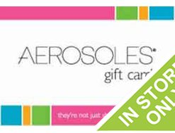 Buy a discount Aerosoles gift card online