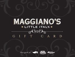 Buy a discount Maggiano's gift card online
